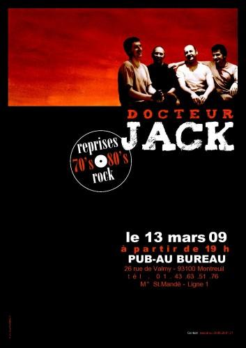 Dr Jack Concert 13 mars 09 - Affiche.jpg
